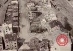 Image of bomb-damaged buildings Worms Germany, 1945, second 36 stock footage video 65675073926