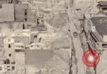 Image of bomb-damaged buildings Worms Germany, 1945, second 46 stock footage video 65675073926