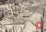 Image of bomb-damaged buildings Worms Germany, 1945, second 47 stock footage video 65675073926