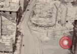 Image of bomb-damaged buildings Worms Germany, 1945, second 49 stock footage video 65675073926