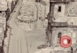 Image of bomb-damaged buildings Worms Germany, 1945, second 50 stock footage video 65675073926