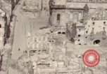 Image of bomb-damaged buildings Worms Germany, 1945, second 52 stock footage video 65675073926