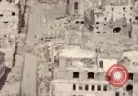 Image of bomb-damaged buildings Worms Germany, 1945, second 53 stock footage video 65675073926