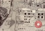Image of bomb-damaged buildings Worms Germany, 1945, second 54 stock footage video 65675073926