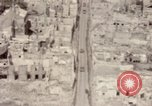 Image of bomb-damaged buildings Worms Germany, 1945, second 59 stock footage video 65675073926