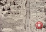 Image of bomb-damaged buildings Worms Germany, 1945, second 60 stock footage video 65675073926