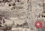 Image of bomb-damaged buildings Worms Germany, 1945, second 61 stock footage video 65675073926