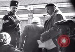 Image of Jewish Zionist immigrants Haifa Palestine, 1945, second 50 stock footage video 65675073934