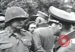 Image of Colonel Frank Dunkerly Regensburg Germany, 1945, second 9 stock footage video 65675073953