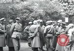 Image of Colonel Frank Dunkerly Regensburg Germany, 1945, second 21 stock footage video 65675073953