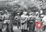 Image of Colonel Frank Dunkerly Regensburg Germany, 1945, second 22 stock footage video 65675073953