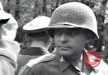 Image of Colonel Frank Dunkerly Regensburg Germany, 1945, second 23 stock footage video 65675073953