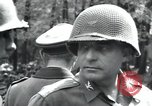 Image of Colonel Frank Dunkerly Regensburg Germany, 1945, second 25 stock footage video 65675073953
