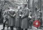Image of Colonel Frank Dunkerly Regensburg Germany, 1945, second 28 stock footage video 65675073953