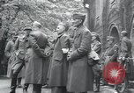 Image of Colonel Frank Dunkerly Regensburg Germany, 1945, second 31 stock footage video 65675073953