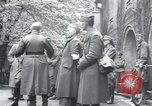 Image of Colonel Frank Dunkerly Regensburg Germany, 1945, second 32 stock footage video 65675073953