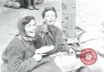 Image of Hungarian-Jewish laborers Wurzen Germany, 1945, second 13 stock footage video 65675073956