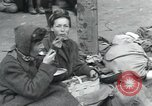 Image of Hungarian-Jewish laborers Wurzen Germany, 1945, second 16 stock footage video 65675073956