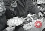 Image of Hungarian-Jewish laborers Wurzen Germany, 1945, second 17 stock footage video 65675073956