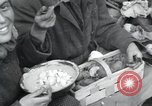 Image of Hungarian-Jewish laborers Wurzen Germany, 1945, second 18 stock footage video 65675073956