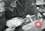 Image of Hungarian-Jewish laborers Wurzen Germany, 1945, second 19 stock footage video 65675073956
