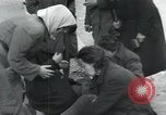 Image of Hungarian-Jewish laborers Wurzen Germany, 1945, second 25 stock footage video 65675073956