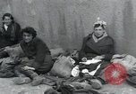 Image of Hungarian-Jewish laborers Wurzen Germany, 1945, second 31 stock footage video 65675073956