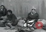 Image of Hungarian-Jewish laborers Wurzen Germany, 1945, second 32 stock footage video 65675073956