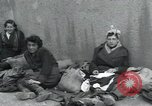 Image of Hungarian-Jewish laborers Wurzen Germany, 1945, second 33 stock footage video 65675073956