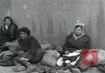 Image of Hungarian-Jewish laborers Wurzen Germany, 1945, second 34 stock footage video 65675073956