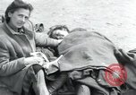 Image of Hungarian-Jewish laborers Wurzen Germany, 1945, second 44 stock footage video 65675073956