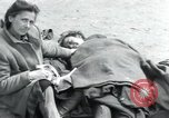 Image of Hungarian-Jewish laborers Wurzen Germany, 1945, second 45 stock footage video 65675073956