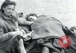 Image of Hungarian-Jewish laborers Wurzen Germany, 1945, second 46 stock footage video 65675073956