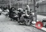 Image of Hungarian-Jewish laborers Wurzen Germany, 1945, second 47 stock footage video 65675073956