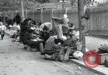 Image of Hungarian-Jewish laborers Wurzen Germany, 1945, second 48 stock footage video 65675073956