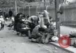 Image of Hungarian-Jewish laborers Wurzen Germany, 1945, second 49 stock footage video 65675073956