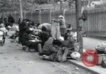 Image of Hungarian-Jewish laborers Wurzen Germany, 1945, second 50 stock footage video 65675073956