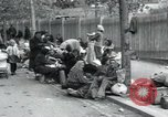 Image of Hungarian-Jewish laborers Wurzen Germany, 1945, second 51 stock footage video 65675073956
