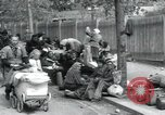 Image of Hungarian-Jewish laborers Wurzen Germany, 1945, second 55 stock footage video 65675073956