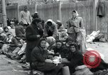 Image of Hungarian-Jewish laborers Wurzen Germany, 1945, second 56 stock footage video 65675073956