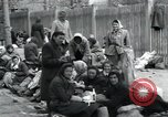 Image of Hungarian-Jewish laborers Wurzen Germany, 1945, second 57 stock footage video 65675073956