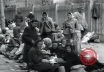 Image of Hungarian-Jewish laborers Wurzen Germany, 1945, second 59 stock footage video 65675073956