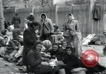 Image of Hungarian-Jewish laborers Wurzen Germany, 1945, second 60 stock footage video 65675073956