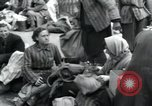Image of Hungarian-Jewish laborers Wurzen Germany, 1945, second 61 stock footage video 65675073956