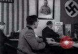 Image of Nazi officials New York City USA, 1938, second 20 stock footage video 65675073979