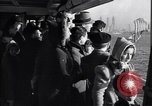 Image of Jewish refugees fleeing Europe early World War 2 New York City USA, 1941, second 1 stock footage video 65675074118