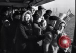 Image of Jewish refugees fleeing Europe early World War 2 New York City USA, 1941, second 2 stock footage video 65675074118