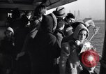 Image of Jewish refugees fleeing Europe early World War 2 New York City USA, 1941, second 5 stock footage video 65675074118