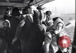 Image of Jewish refugees fleeing Europe early World War 2 New York City USA, 1941, second 9 stock footage video 65675074118