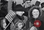 Image of Jewish refugees fleeing Europe early World War 2 New York City USA, 1941, second 45 stock footage video 65675074118